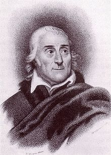 Lorenzo Da Ponte, librettist of The Marriage of Figaro