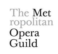 Metropolitan Opera Guild