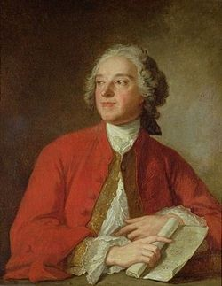 Pierre Beaumarchais, original author of The Marriage of Figaro