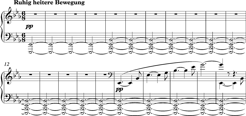 Das Rheingold Prelude