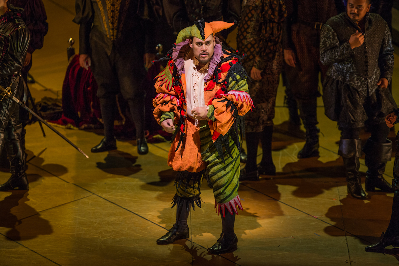 Famous arias - Lyric Opera of Chicago's Rigoletto