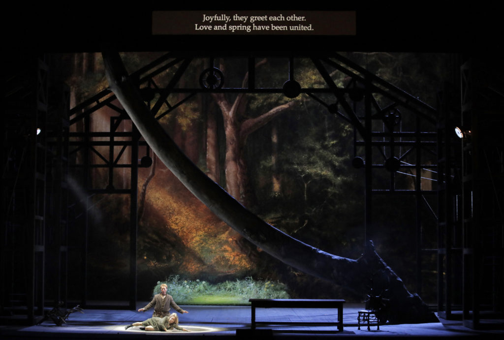 Lyric Opera of Chicago's Die Walküre