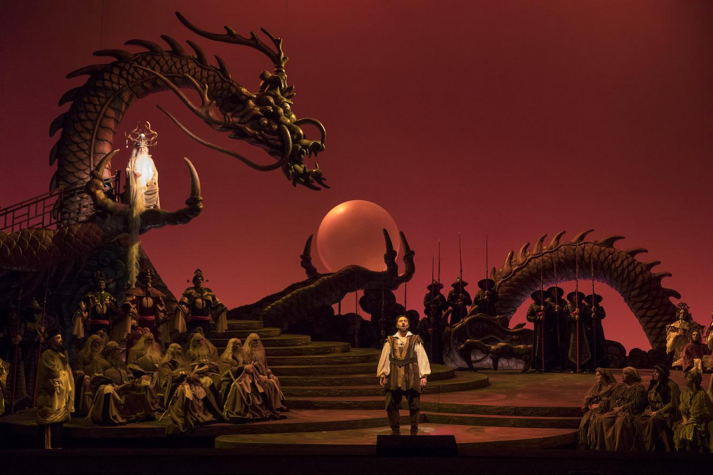 Lyric Opera of Chicago's Turandot