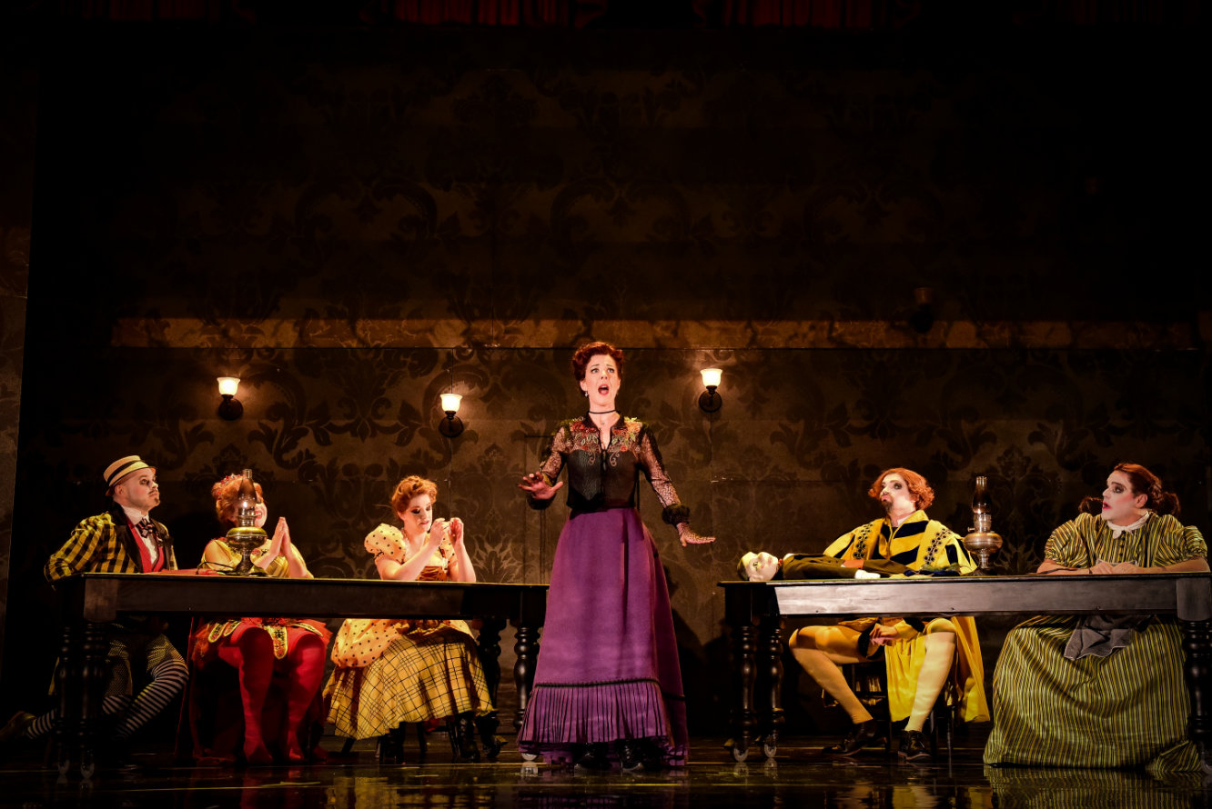Chicago Opera Theater's Elizabeth Cree