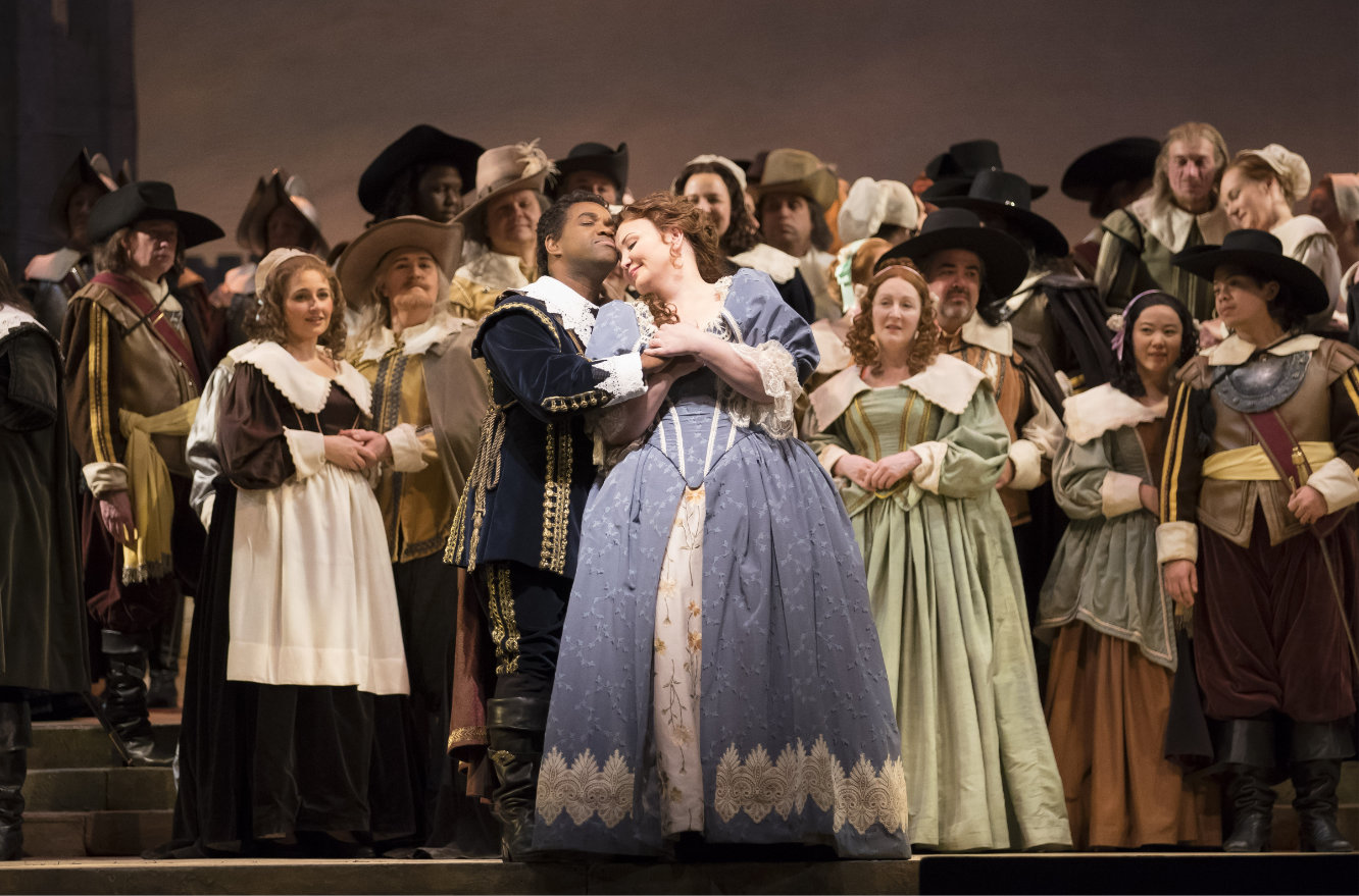 Lyric Opera of Chicago's I puritani