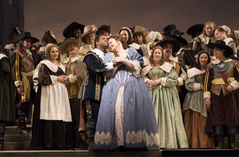 Lyric Opera of Chicago's I puritani