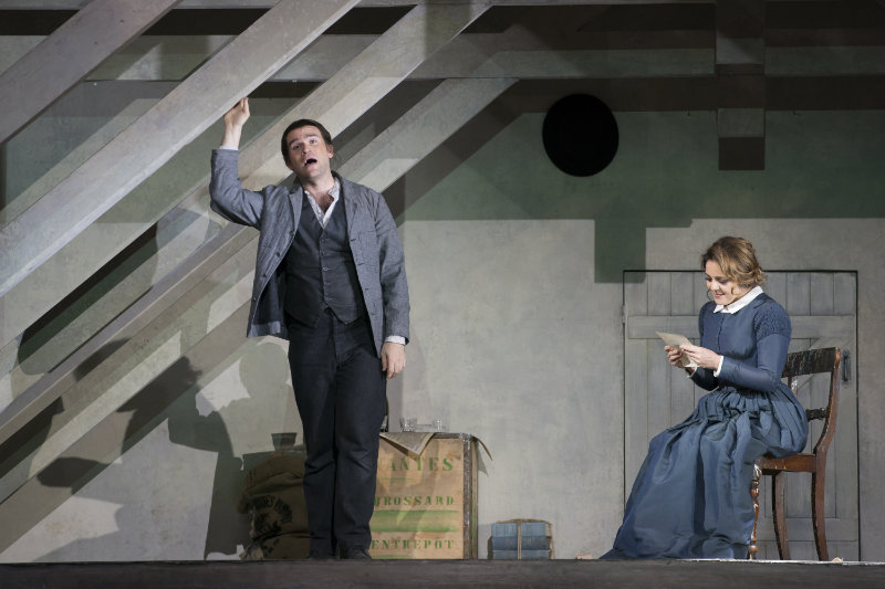 Lyric Opera of Chicago's La Bohème