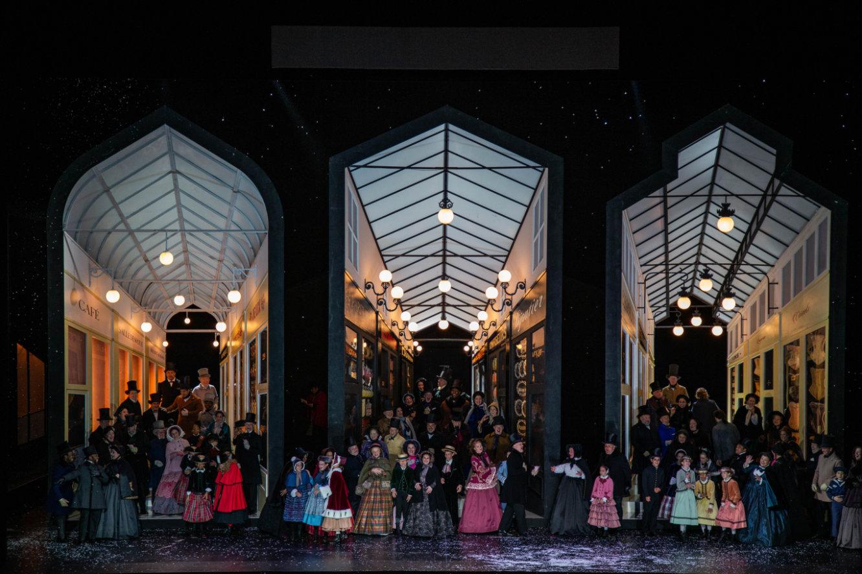 Lyric Opera of Chicago's La Bohème